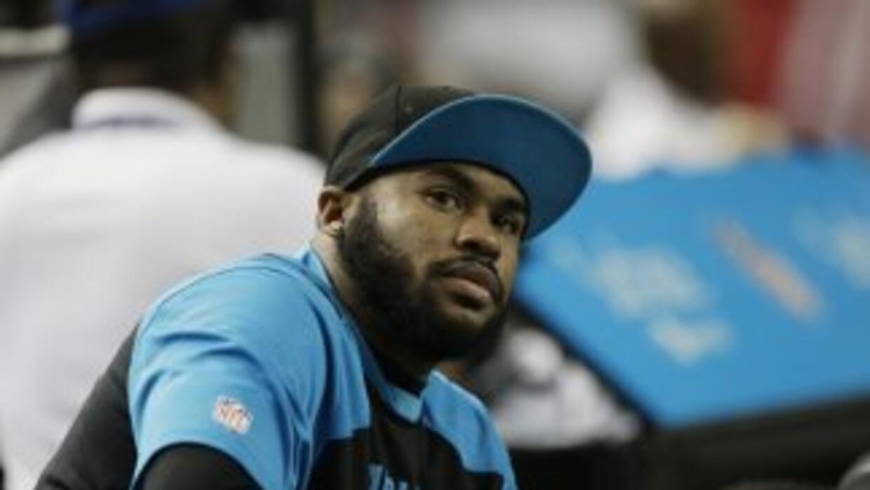 Steve Smith podría salir de los Panthers (AP-NFL).