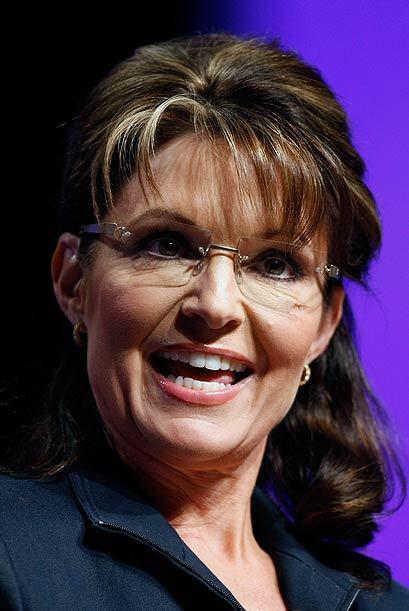 La republicana Sarah Palin ocupa la plaza 16 entre las mujeres más poder...