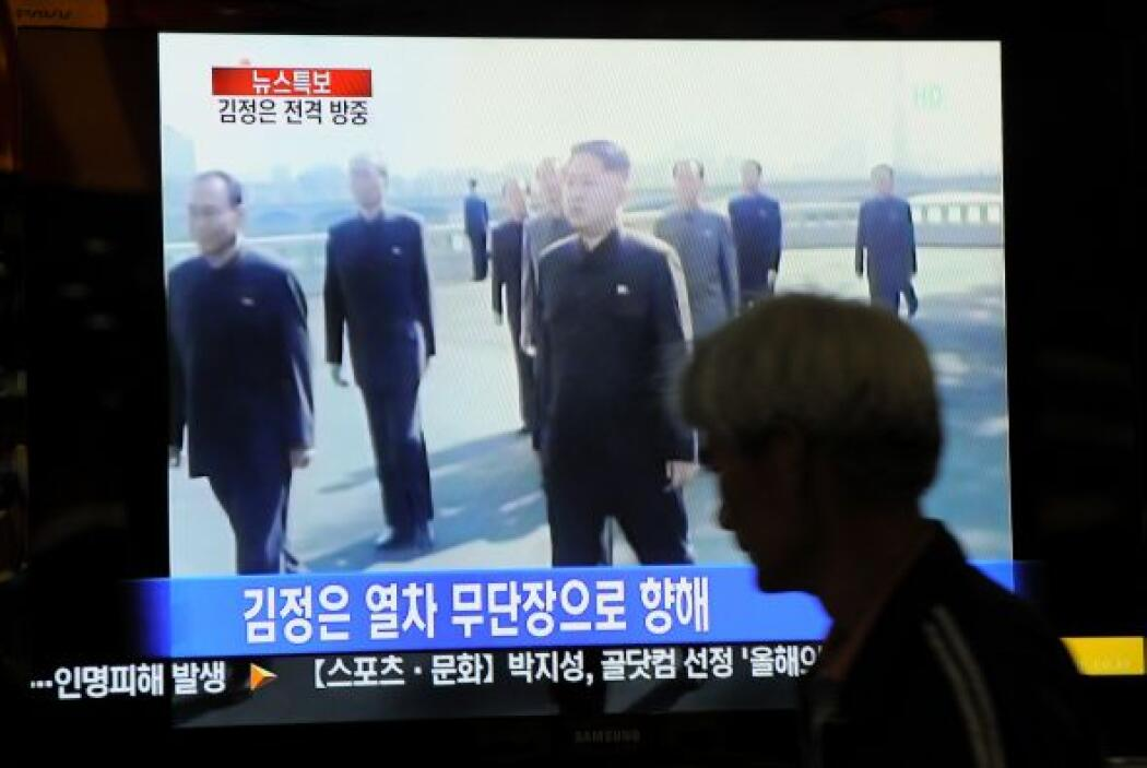 Kim definió la nueva estrategia política del régimen comunista en dos pi...