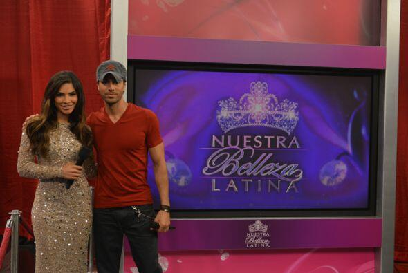 Nuestra querida Alejandra Espinoza tuvo la oportunidad de entrevistarlo...