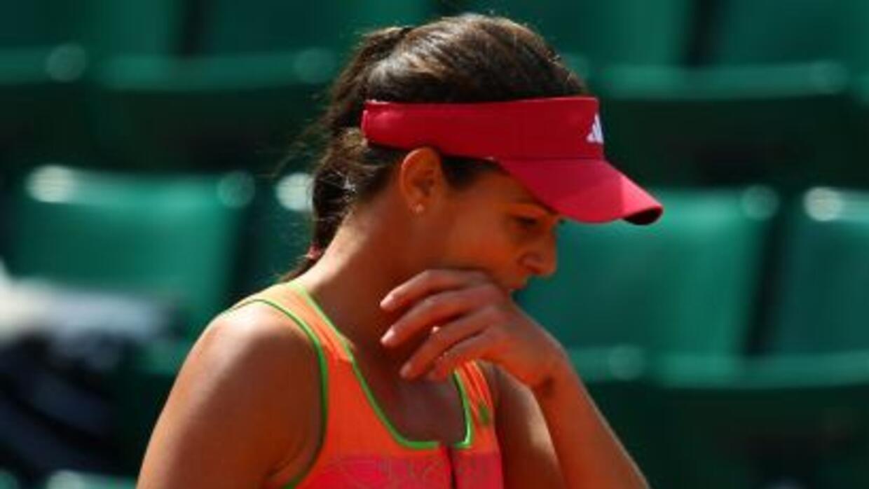 En 2008 Ivanovic ganó Roland Garros, en 2010 fue eliminada en segunda ro...