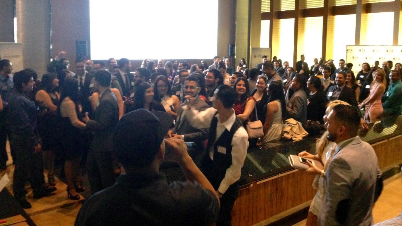 United Latino Students en Univision