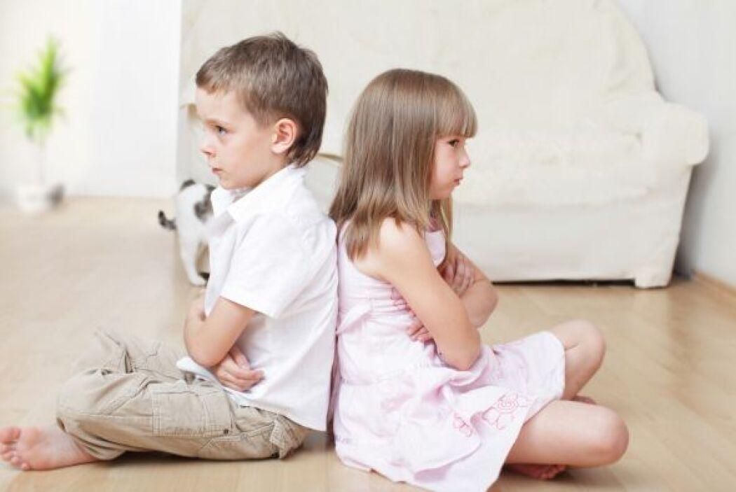 El contacto visual es igualmente importante. Si el niño se encuentra muy...