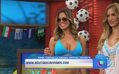 Mira lo que está de moda para este verano en Boutique Univision