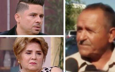 El padre biológico de Larry Hernández les pidió perdón al cantante y a s...