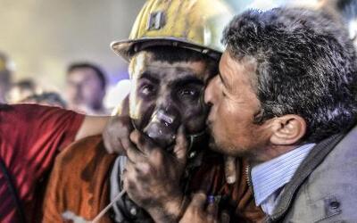 Aumenta la catástrofe en una mina de Turquía
