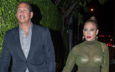 Jennifer López y Alex Rodríguez han estado juntos, p&uacut...