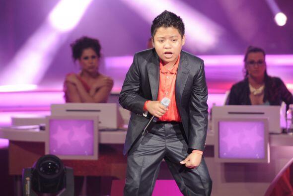 Sin duda, Miguel Ángel es un gran cantante.