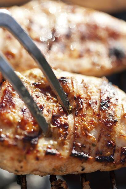 'Spicy chicken'. Prueba esta marinada fusión, para lograr unos tacos de...