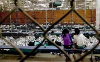 Niños migrantes persisten en su intento de cruzar la frontera