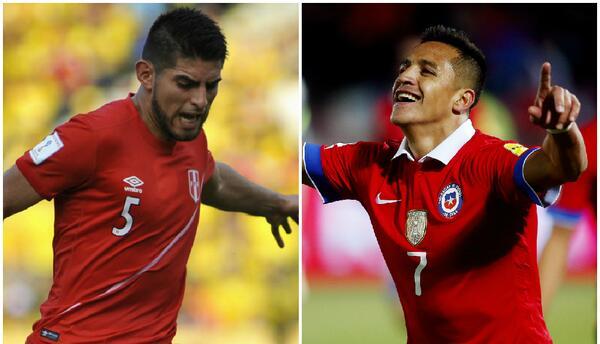 Perú cayó ante Colombia en su presentación