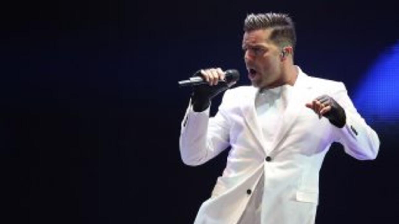 Ricky Martin cantará en la gala Life Ball de lucha contra el SIDA.