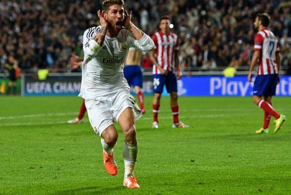 Ramos es uno de los mejores centrales de la actualidad con base en su li...