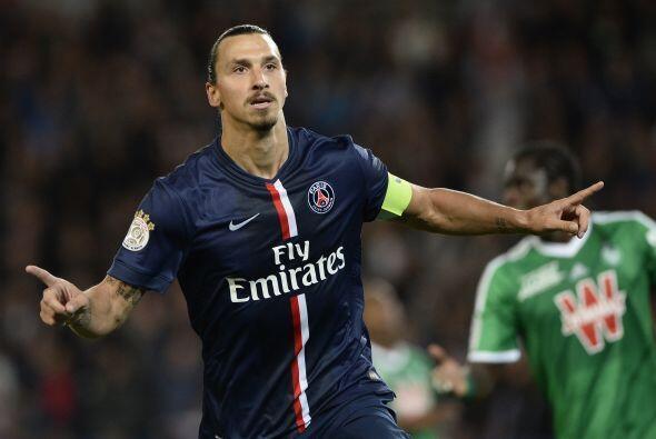 Actualmente el Paris Saint Germain es uno de los dos contendientes al t&...
