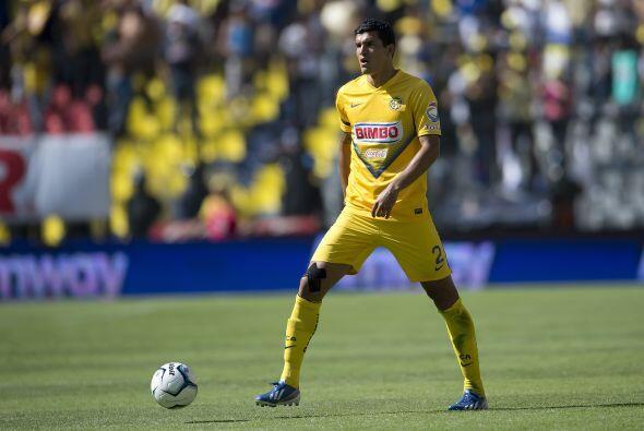 """El """"Maza"""" llegó este verano al Cruz Azul procedente del América, con los..."""