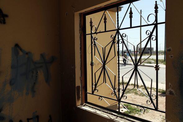 Según los reportes, la situación más grave se vive en Ciudad Mier, donde...