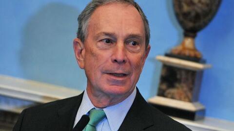 El exalcalde de Nueva York Michael Bloomberg ha apoyado a Hillary Clinto...