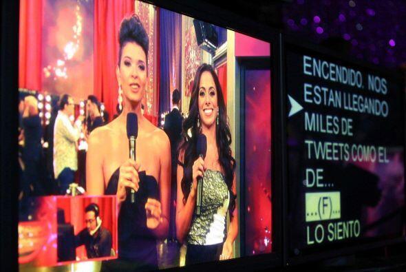 Fernando Loconsolo y Carolina Betancourth hicieron un buen equipo.