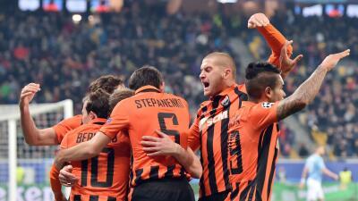 Shakhtar Donetsk vs. Malmo