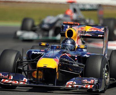 GP de GRAN BRETA'A, 11 de julioMark Webber ganó el Gran Premio de...