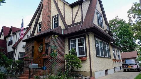 La casa donde Donald Trump pasó su niñez fue vendida por 2.4 millones de...