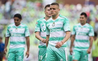 Santos empató 3-3 con FC Juárez