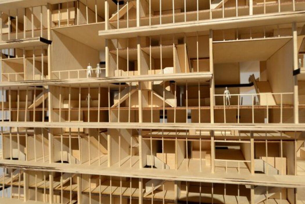¿EL TAMA'O IMPORTA?  Conoce el modelo de miro apartamentos que fueron pr...