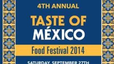 Taste of México