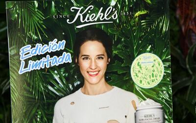 La cantante Ximena Sariñana, se une a Kiehl's y apoya a la conservación...