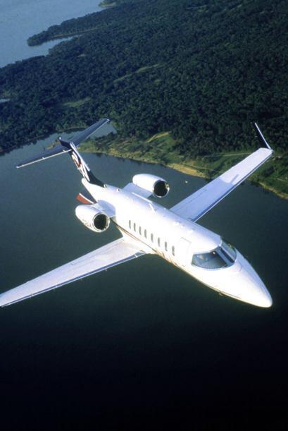 El avión LearJet salió de Monterrey a las 03:15 horas y tenía como desti...