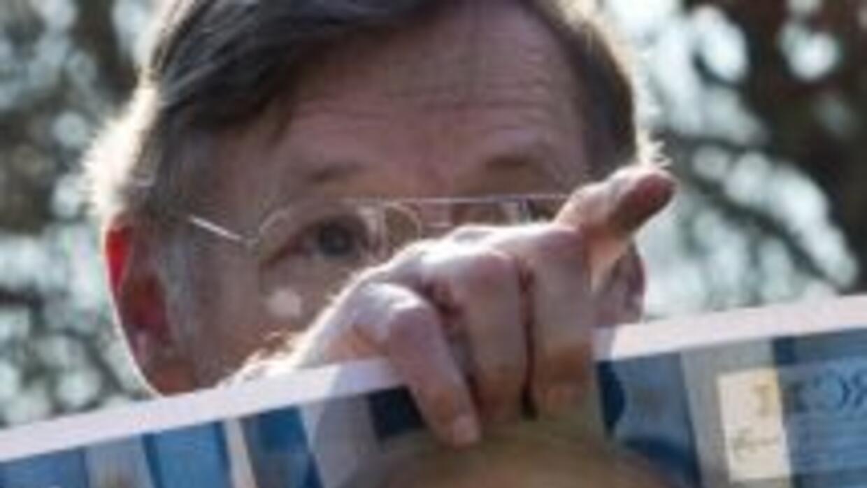 Familiares piden la liberación del estadounidense Alan Gross, quien está...