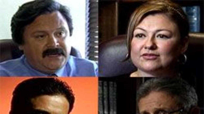 Se denuncian, se señalan, se acusan, pero todo ronda al Consulado de Méx...