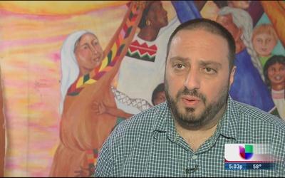Activistas rechazan la decisión de cerrarle la puerta de refugiados Sirios