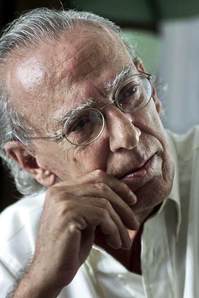 26 de octubre. Eloy Gutiérrez Menoyo, 77 años de edad. Ex comandante de...