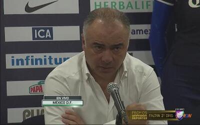 """Guillermo Vázquez: """"Daniel Ludueña fue la clave del partido"""""""