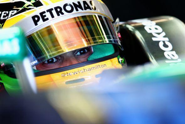 Lewis está consciente de que un triunfo no será suficiente en 2013.