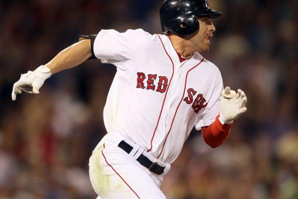 Jacoby Ellsbury puso a Boston arriba de nuevo con un cuadrangular de dos...