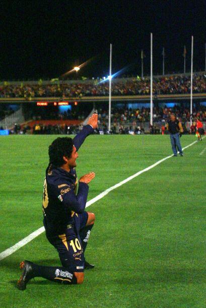 -Otro partido dramático en la temporada de Apertura 2009, Am&eacu...