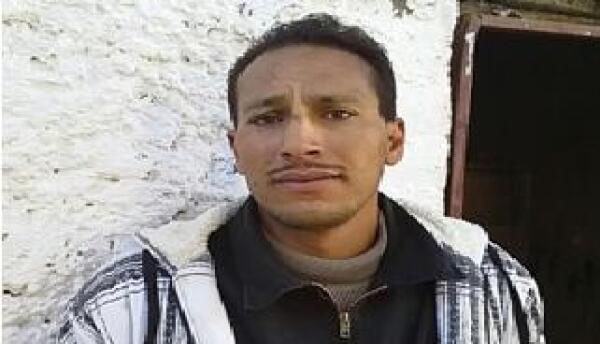 Andrés Ulises Castillo, presunto asesino en serie