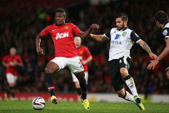 El Manchester United encaró la cuarta ronda de la Capital One Cup, o Cop...