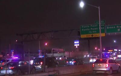 Un peatón fue arrollado en El Bronx por un conductor que huyó del lugar