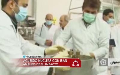 Acuerdo Nuclear con Irán: su impacto