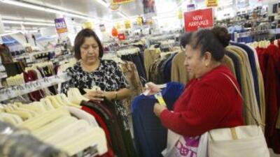 El poder adquisitivo de los consumidores hispanos en Estados Unidos es d...