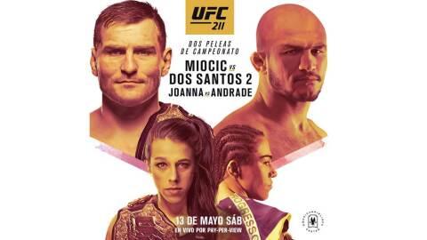 No te pierdas los encuentros que harán historia en la UFC