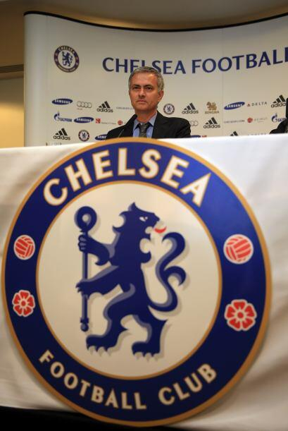 'The Special One' inicia su segunda etapa en Londres dispuesto a asaltar...