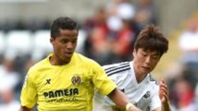 El 'Submarino Amarillo' derrotó por goleada al conjunto de la Premier Le...