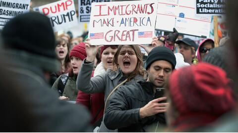 Comunidad inmigrante pide al gobierno entrante que no la criminalice y q...
