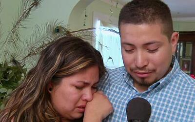 Padre indocumentado recibió la mejor noticia de inmigración