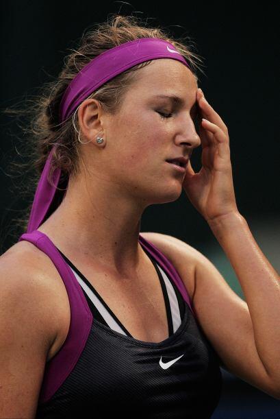 En la final del torneo de Carlsbad, Radwanska también venci&oacut...
