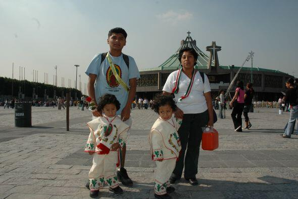 La Basílica de Guadalupe, en Ciudad de México, es el segun...